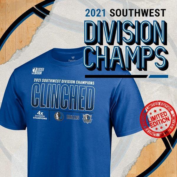 2021 Southwest Division Champs Shirt
