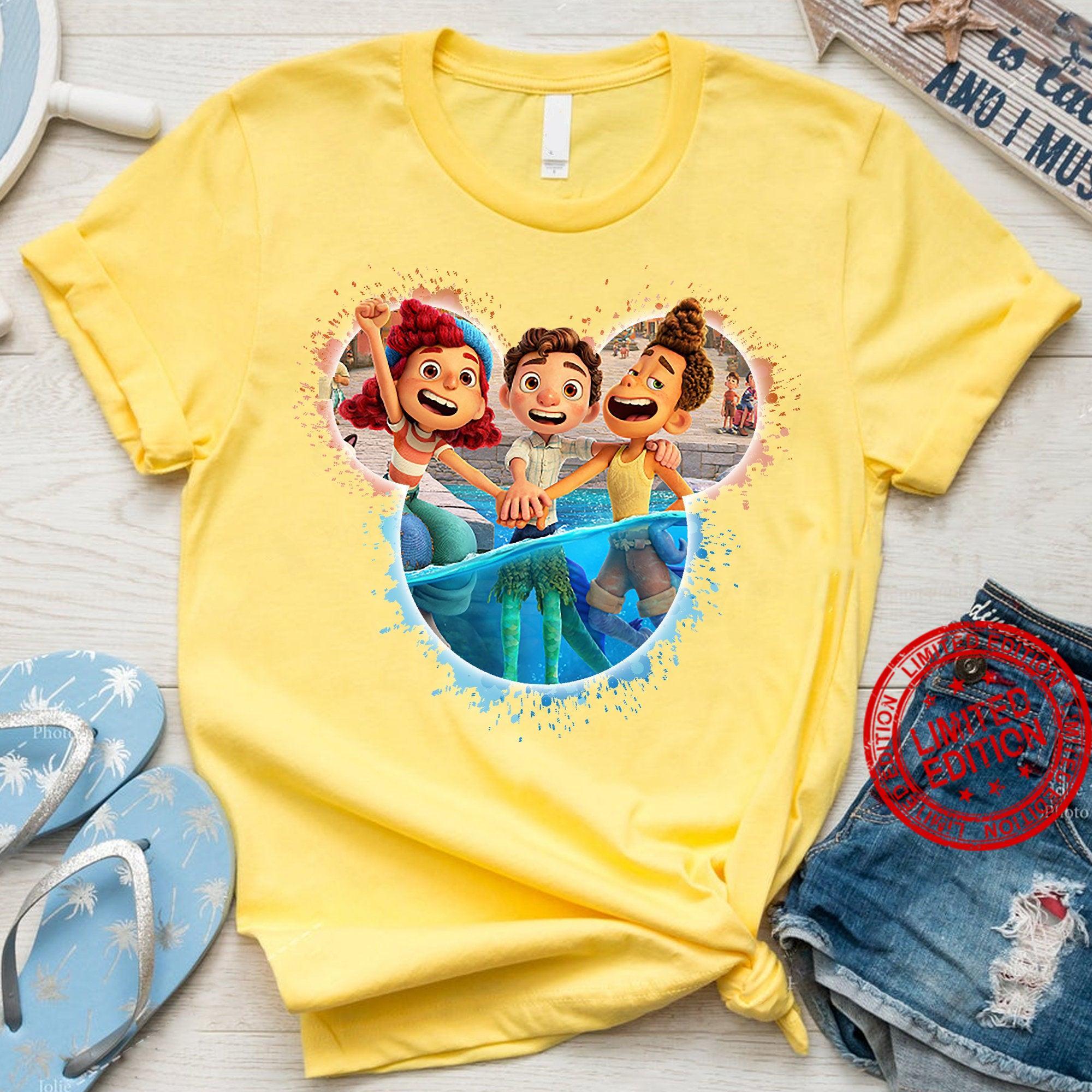 Disney Luca shirt