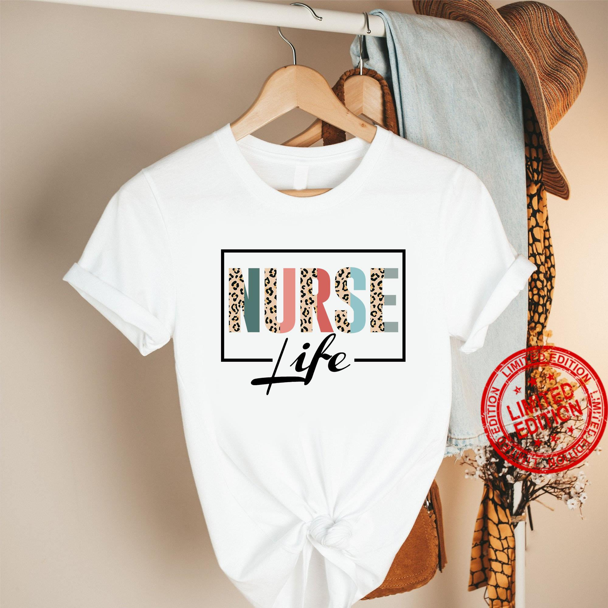 Lovely Nurse , Nurse Life Shirt