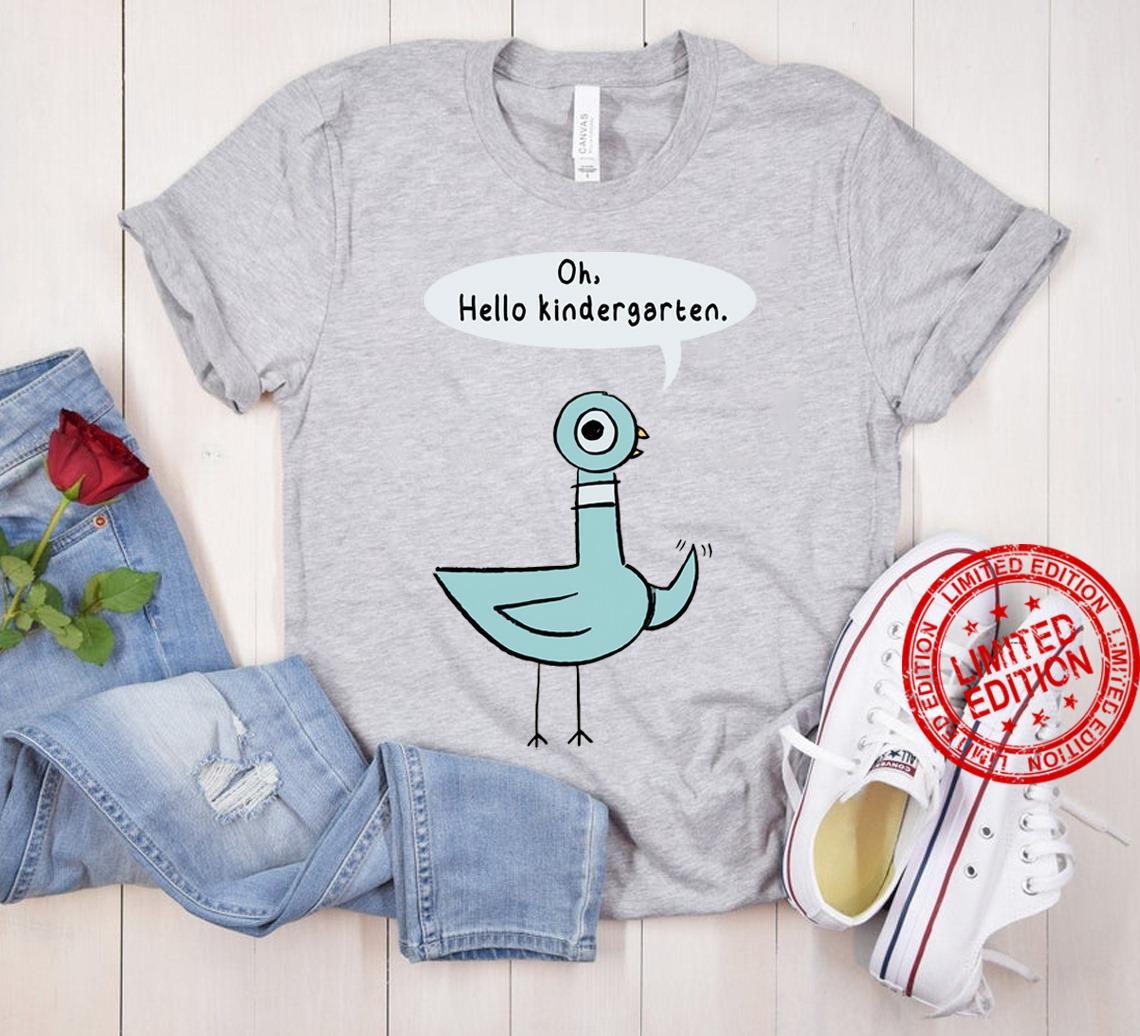 Oh Hello Kindergarten Shirt