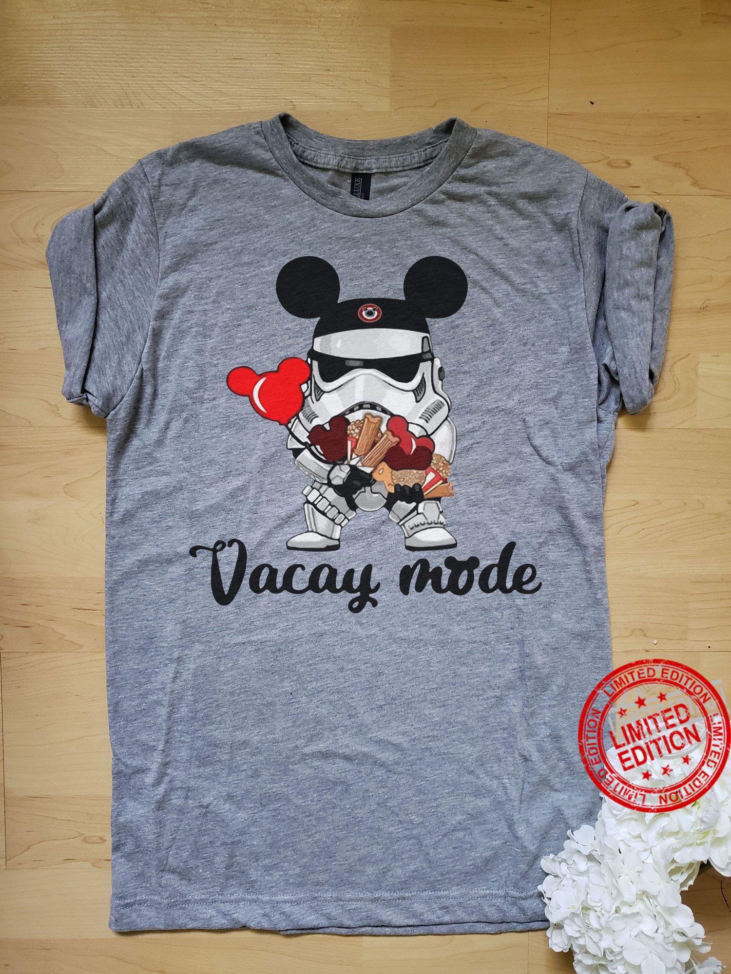 Stormtrooper Vacay Mode Shirt