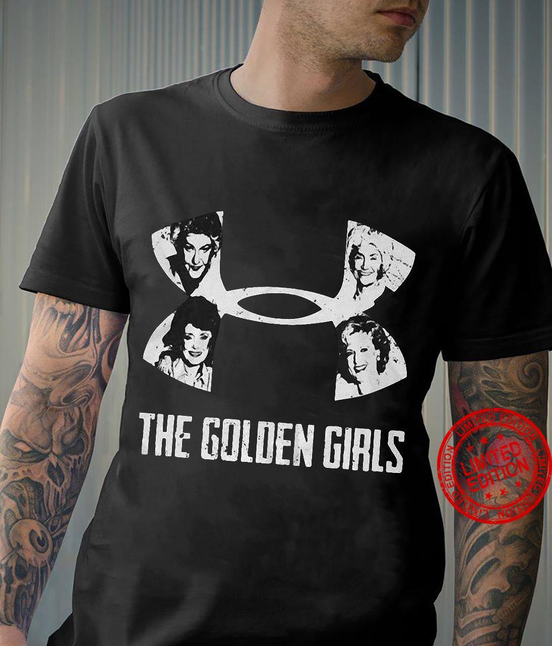 Under Armour The Golden Girls Shirt