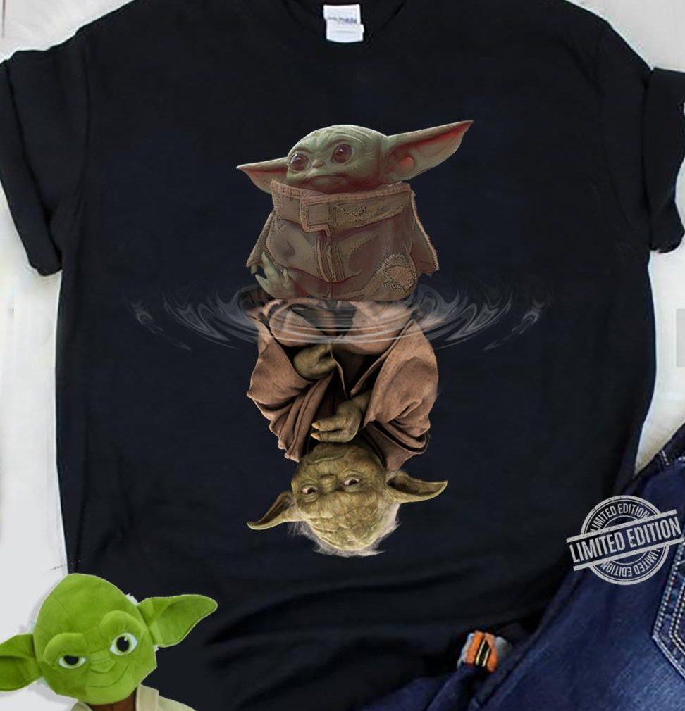 Baby Yoda Mirror Shirt