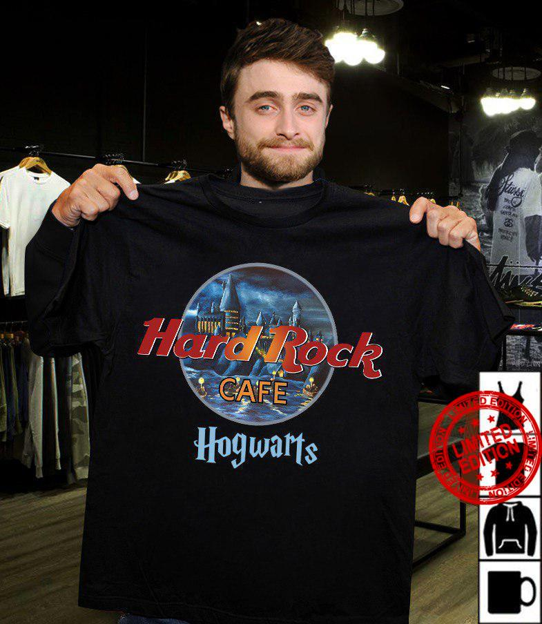 Hard Rock Cafe Hogwarts Shirt