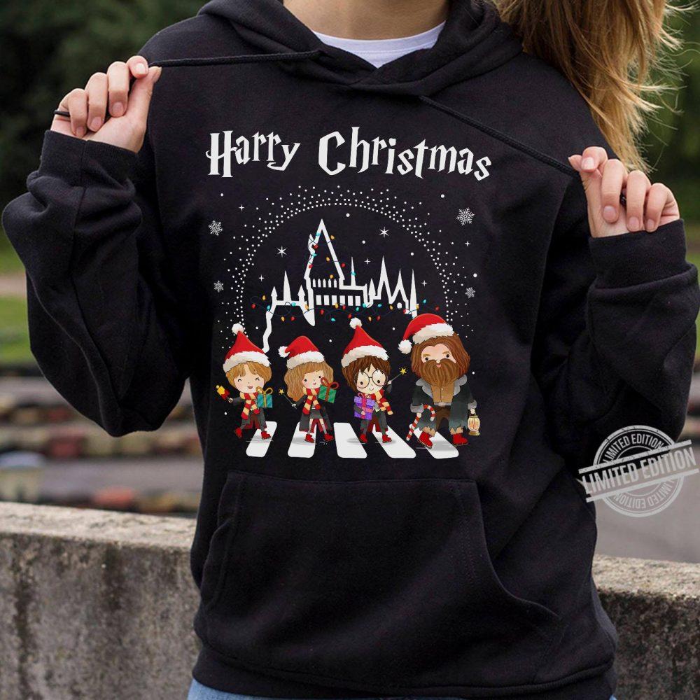 Harry Christmas Road Shirt