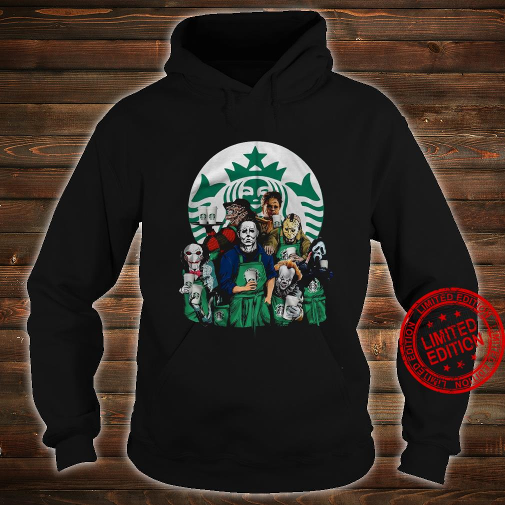 Horror Movies Starbuck Shirt hoodie