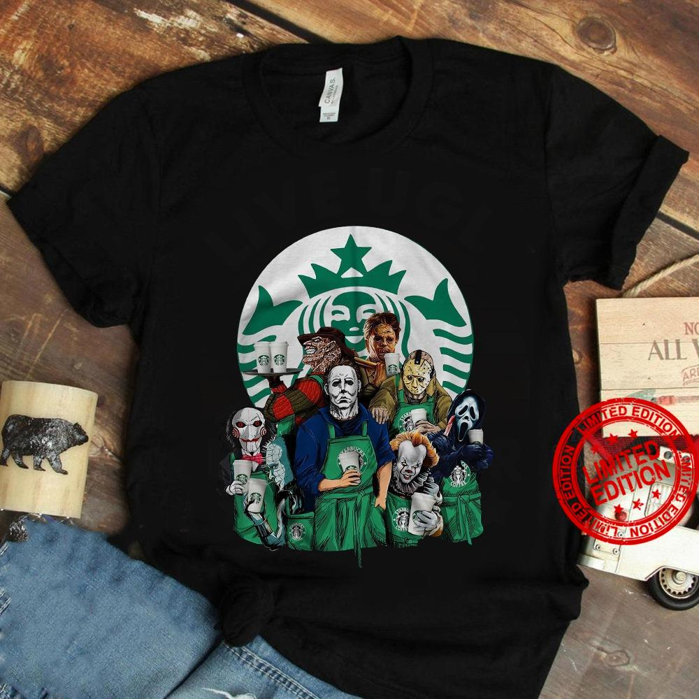 Horror Movies Starbuck Shirt