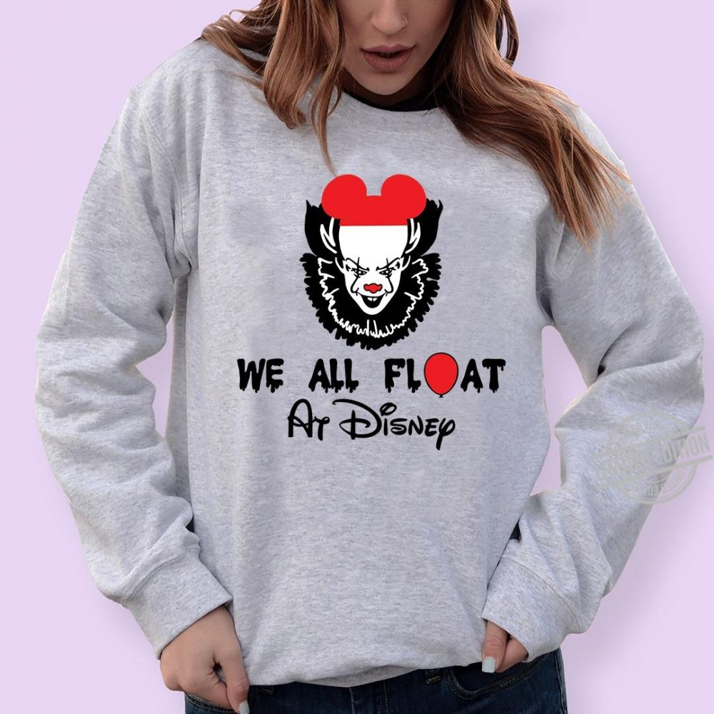 Jason We All Float At Disney Shirt