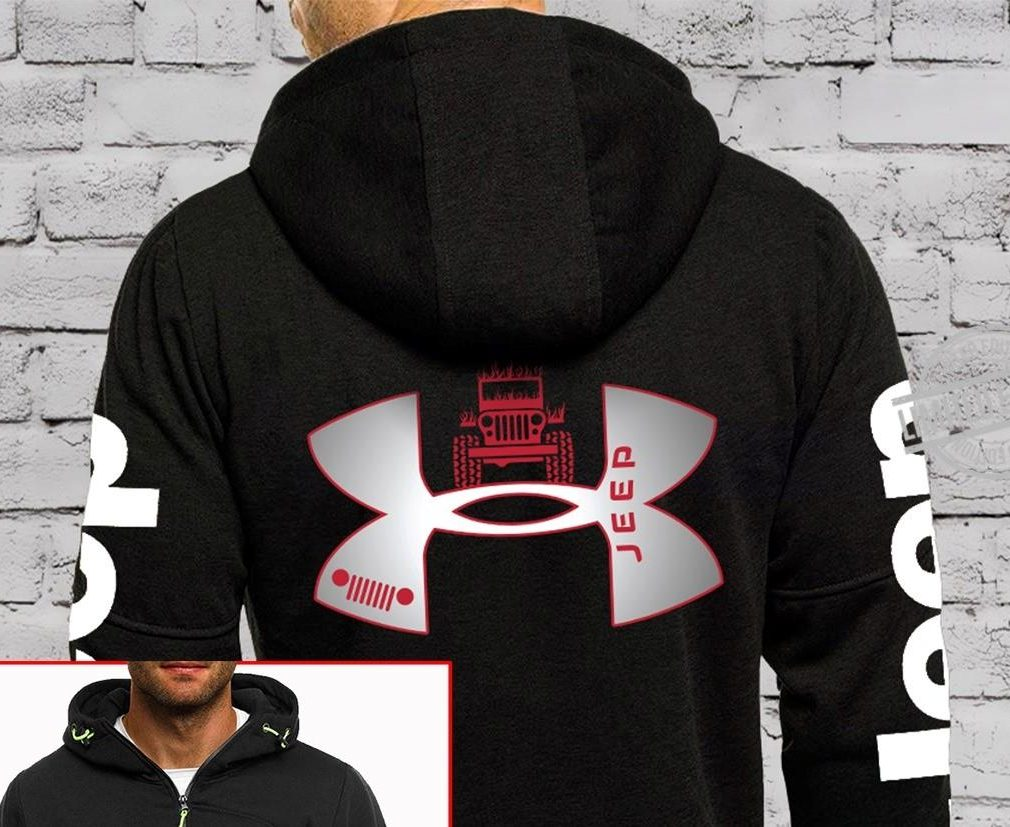 Jeep Under Armour Logo Shirt