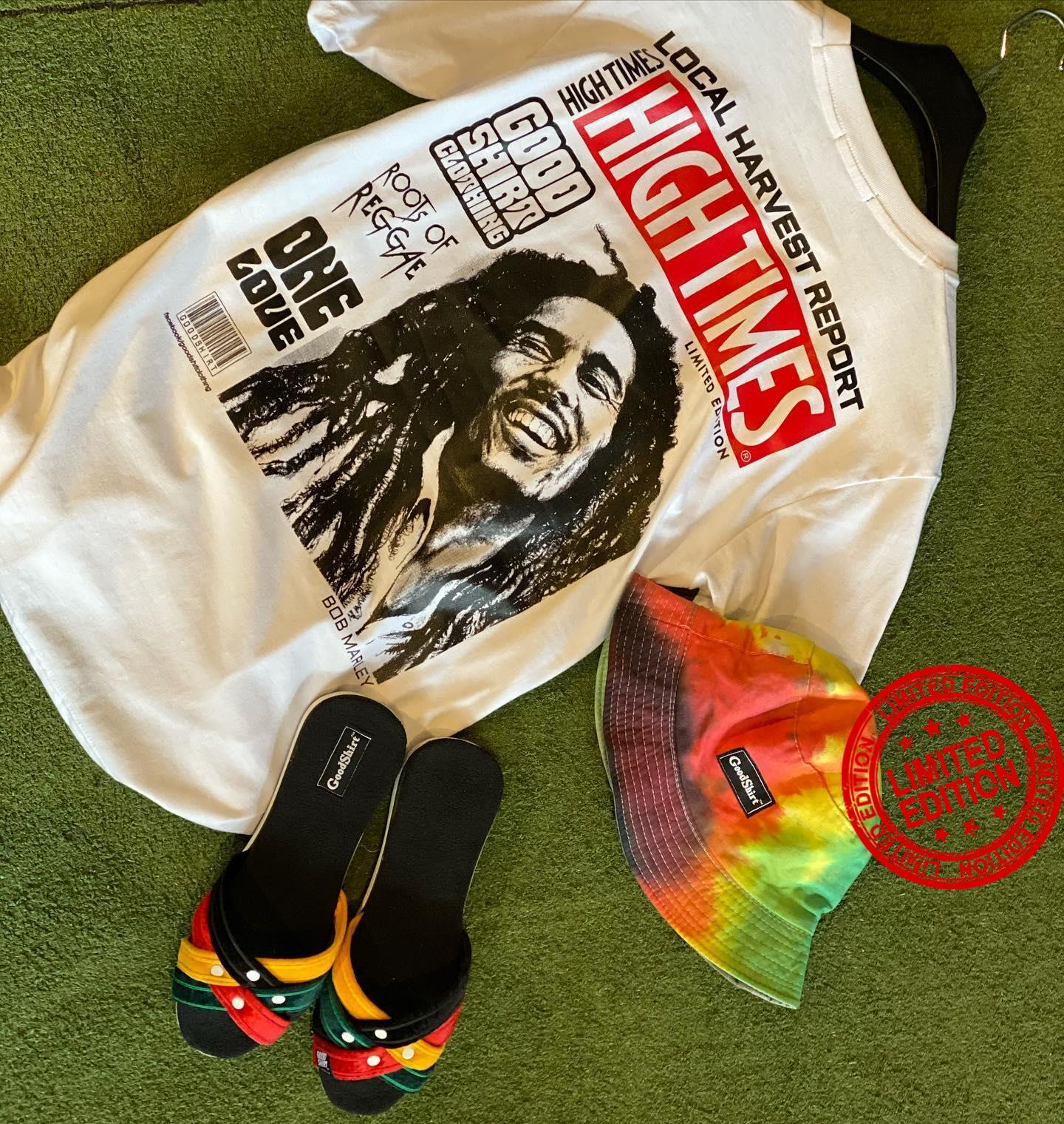 Local Harvest Report High Times Good Shirt Clothing One Love Shirt