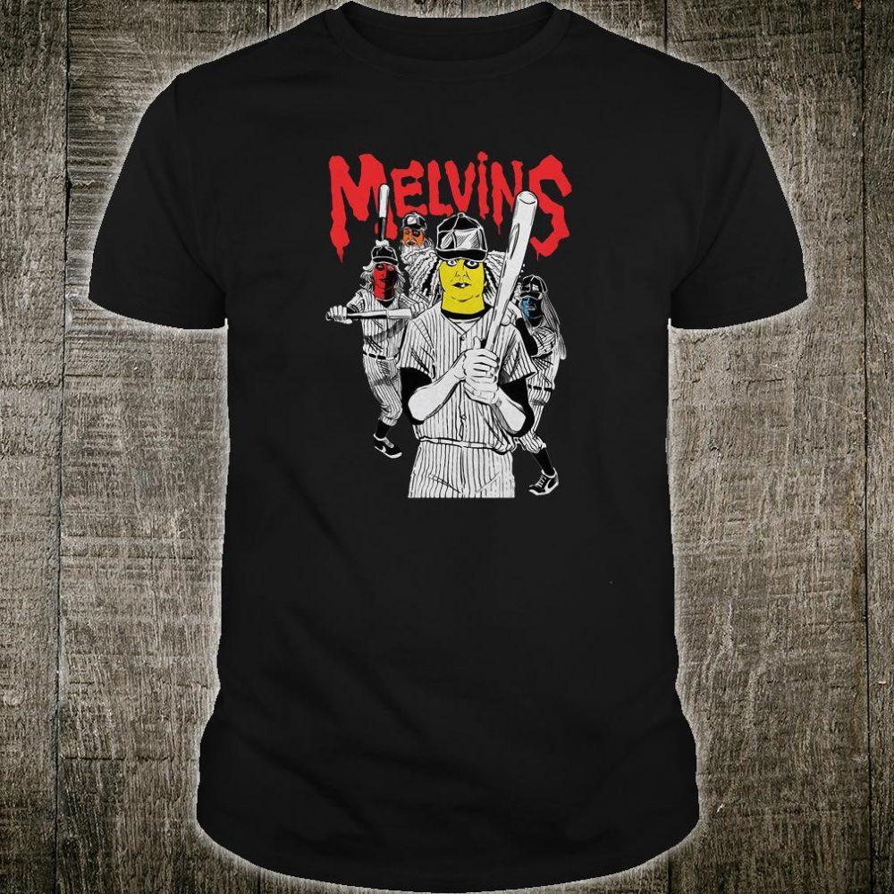 Melvins shirt