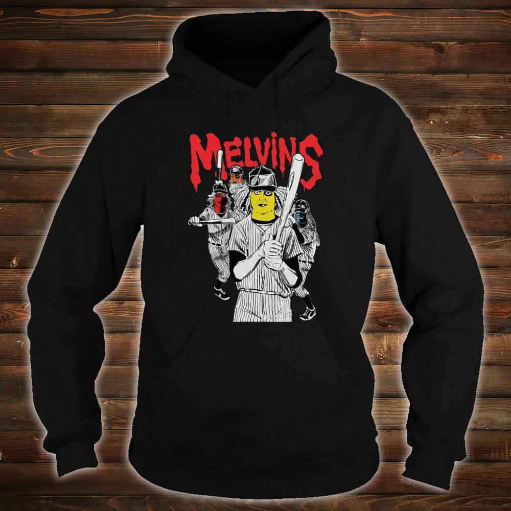 Melvins shirt hoodie