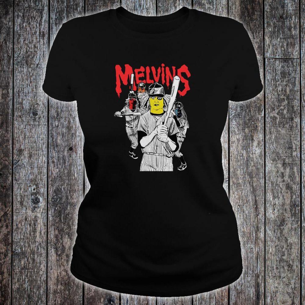 Melvins shirt ladies tee