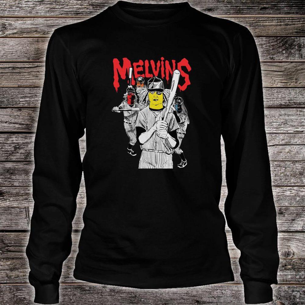 Melvins shirt long sleeved