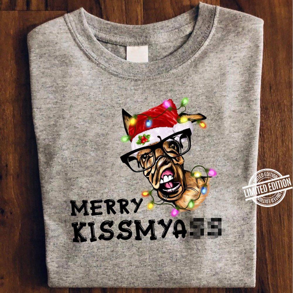 Merry kiss my ass Shirt