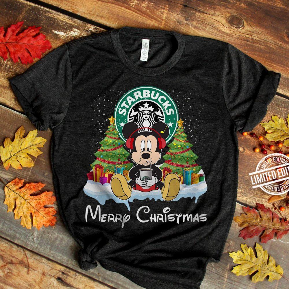 Mickey Merry Christmas Shirt