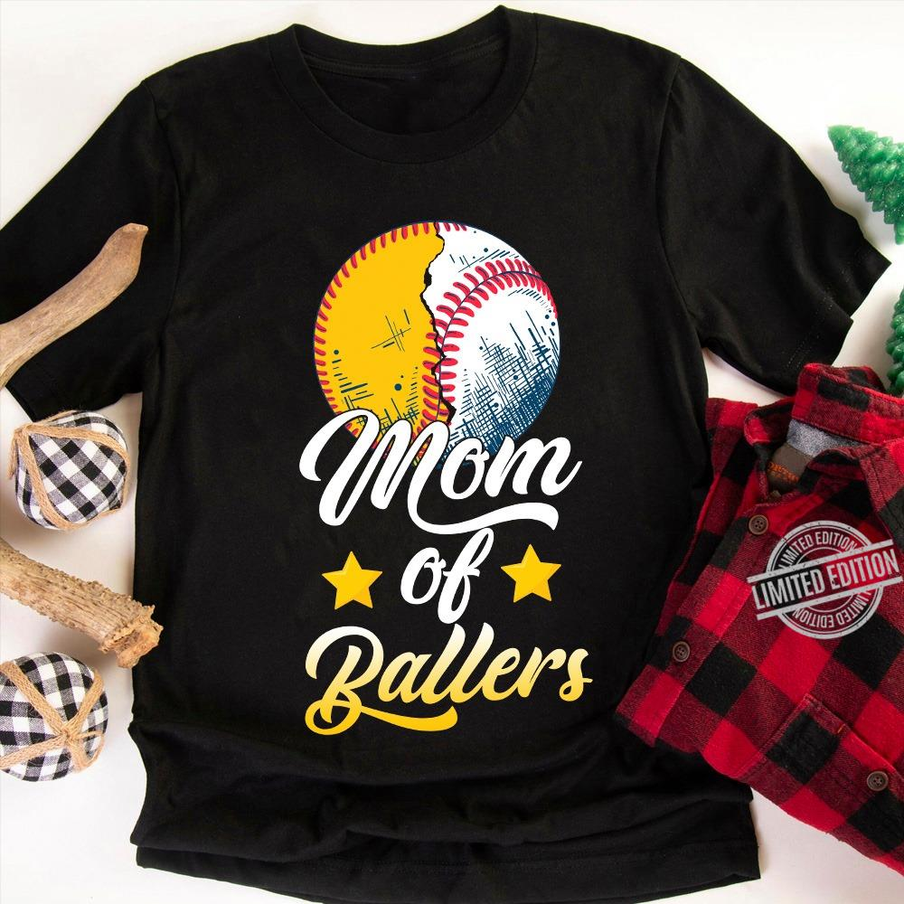 Mom Of Ballers Shirt