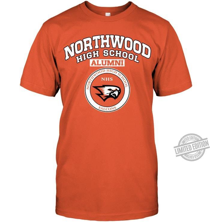 Northwood High School Alumni Falcons Shirt