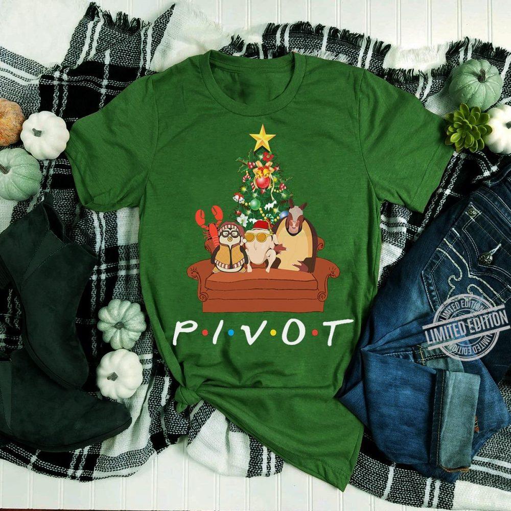 Pivot Christmas Shirt