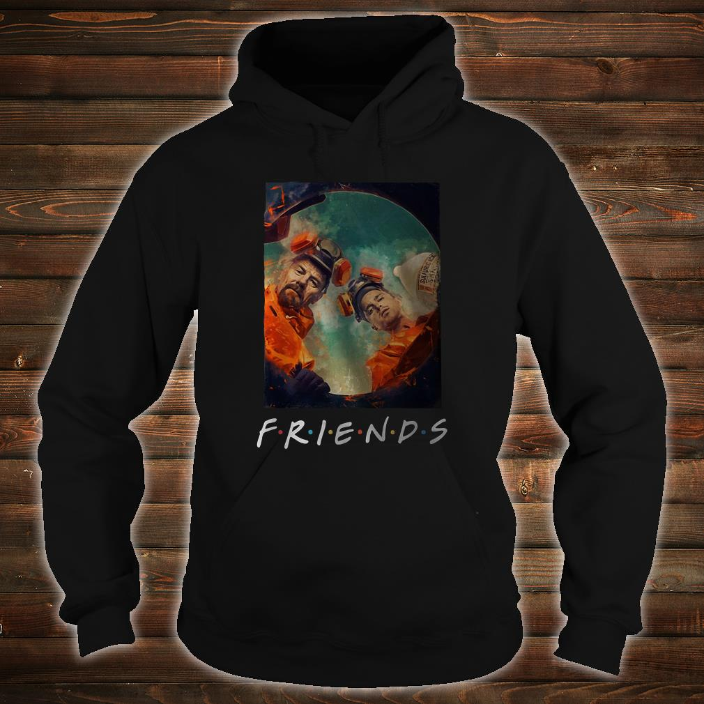 Rick and Morty friends shirt hoodie