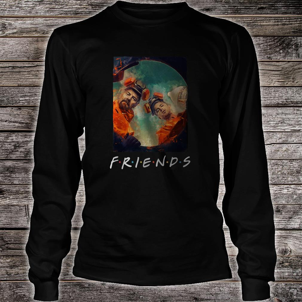 Rick and Morty friends shirt Long sleeved