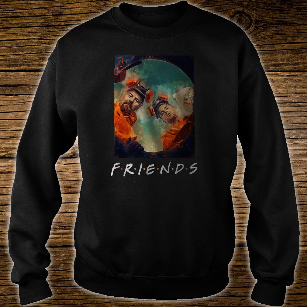 Rick and Morty friends shirt sweater