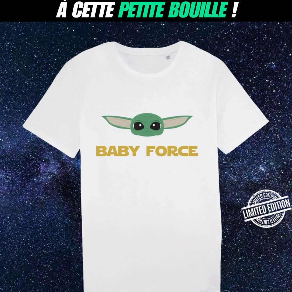Star Wars Baby Force Shirt