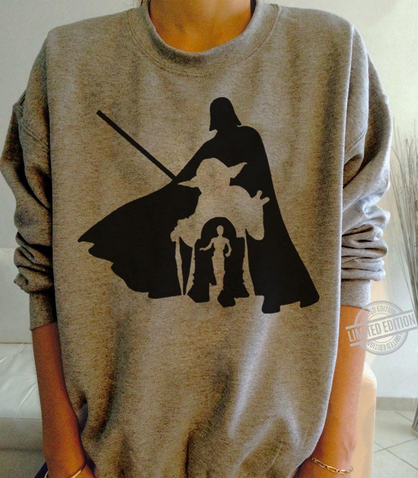 Star Wars Darth Vader And Yoda Shirt